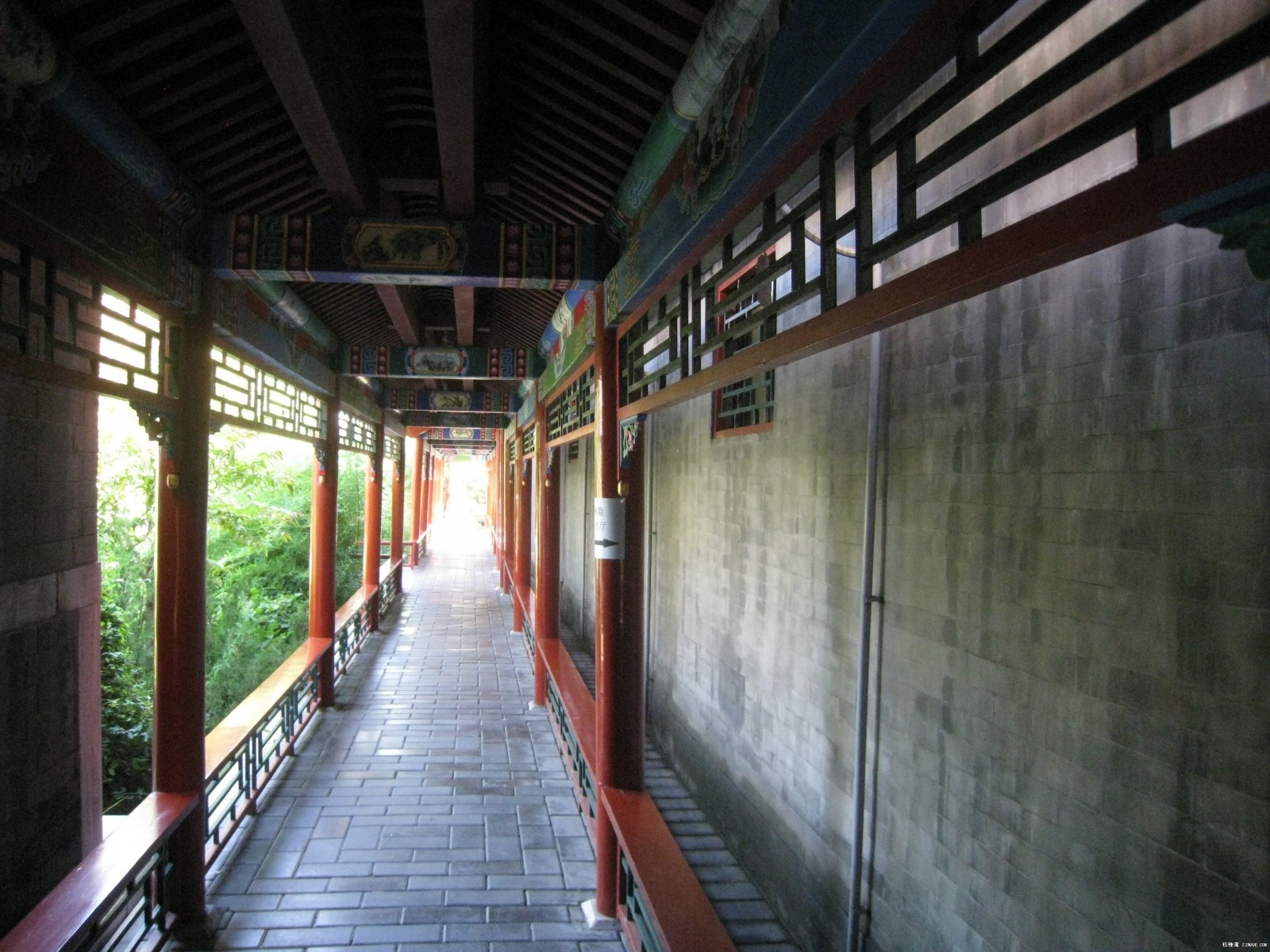 原创:家园就是公园——漫步养老院:天赐山庄 - lliiang1017 - 燕山红场的博客